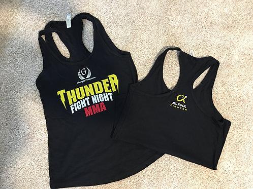 TFN MMA Ladies Tank