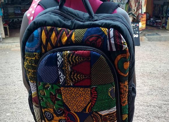 Ugandan Craft Backpack
