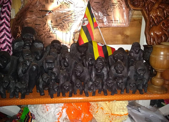 Gorilla Carvings