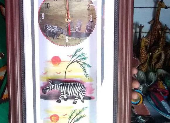 Handmade African Print Artwork