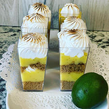 Key Lime Pie Specialy Desserts Cups