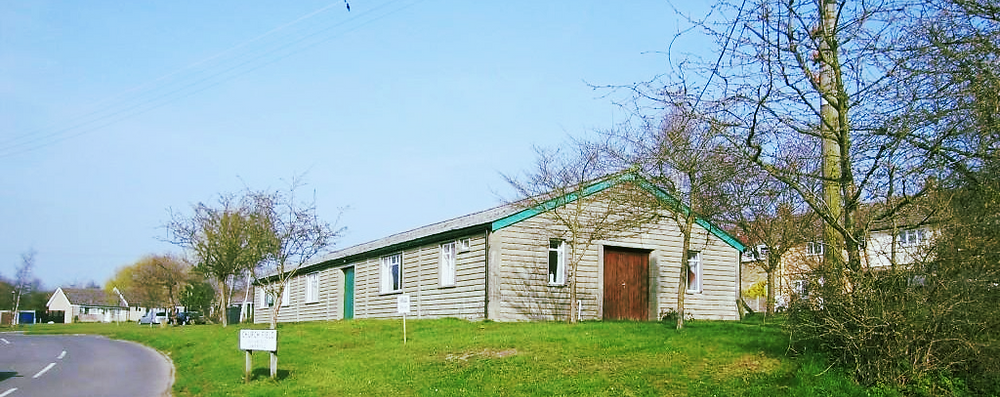 Coronation Hall in Chruch Field