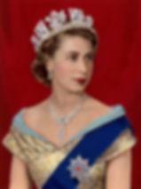 Queen Elizabeth II - 1953