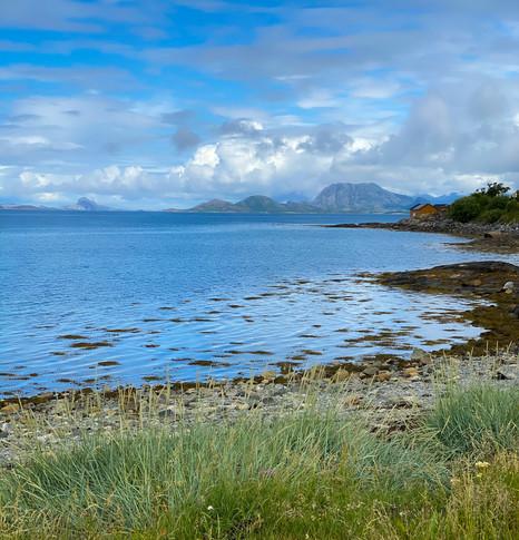 Vennesund kystlandskap