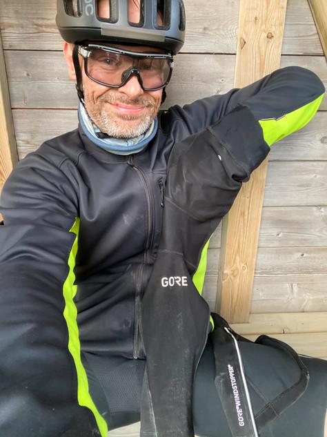Frisk Nattsykling trenger gode benvarmere