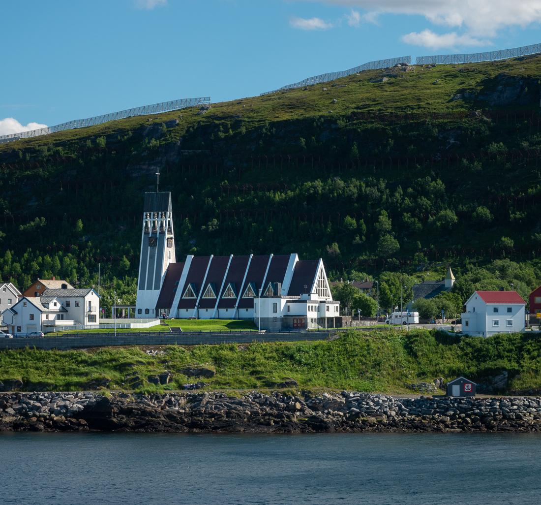 Hammerfest Kirke er flott