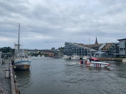 Fredrikstad langs Glomma