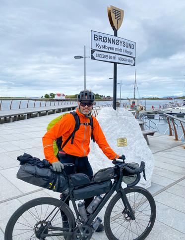 Brønnøysund - Midten av Norge