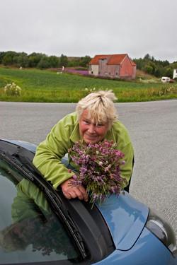 Rørvik - Mor elsker blomster