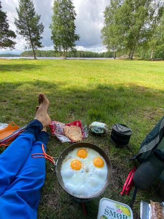 Frokost på Setskog