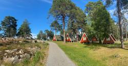NorgeRundt dag4 Halden utsikt fra Fredri