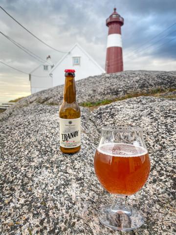 Tranøy øl fra Polden Bryggeri
