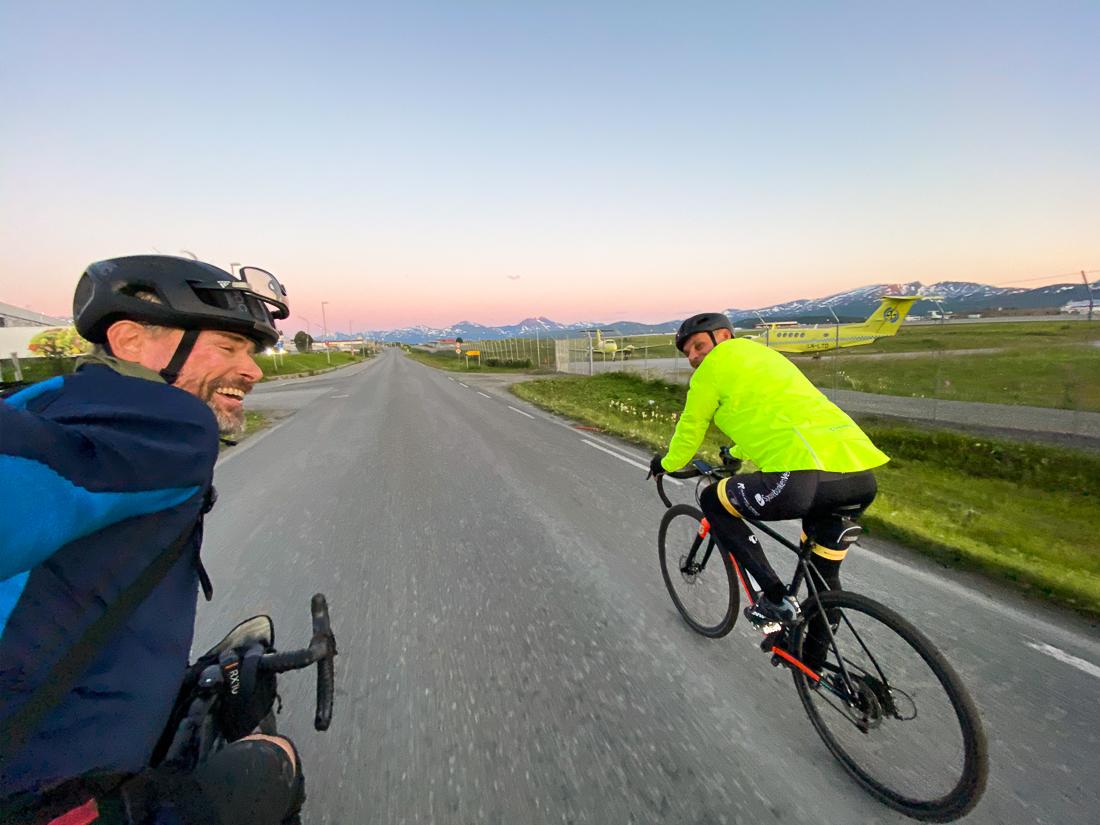 Tromsø rundt med kapteinen