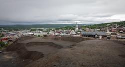 Bybilde Røros, panorama