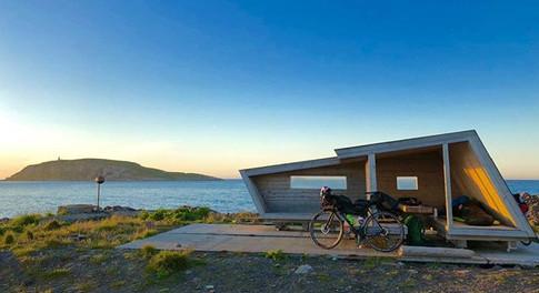 Fantastisk rasteplass for natten - Vardø