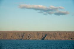 Varangerplatået mot Barentshavet
