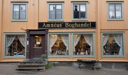 Amneus Boghandel. Røros