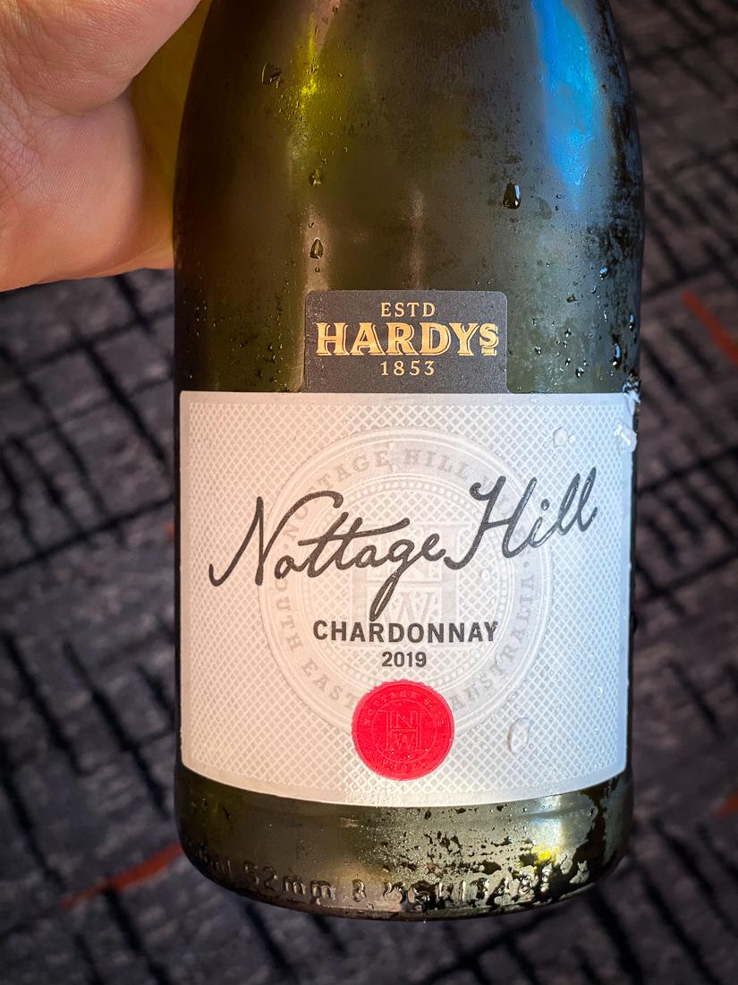 Chardonnay som matcher kveita