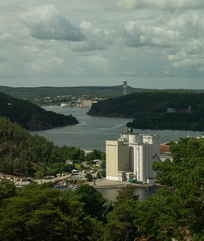 Halden fjord