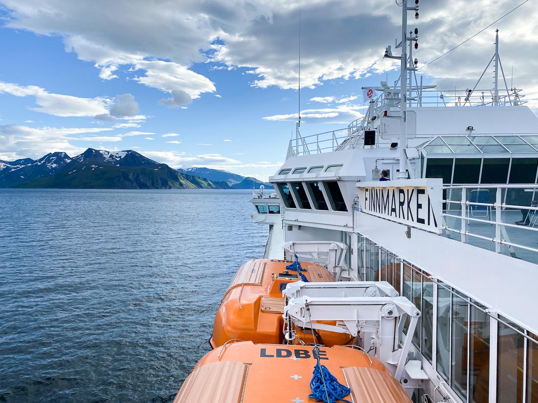 Hurtigruten Finnmarken