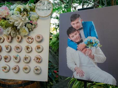 婚顧案-同性男男婚禮|倆人婚禮工作室