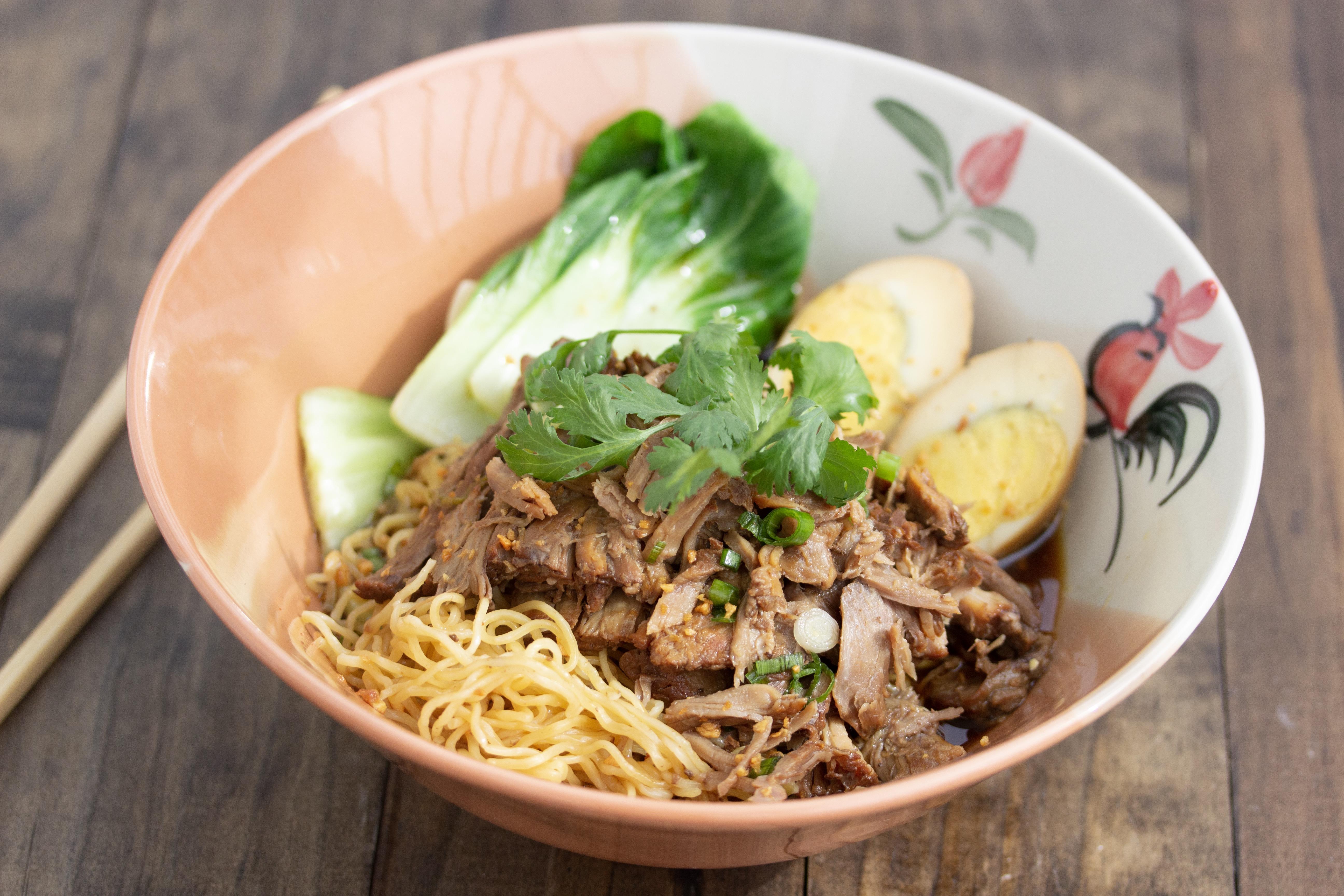 Five Spice Noodle