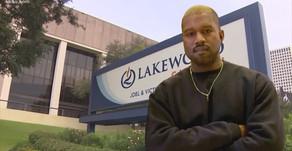 Kanye and His Mega Visit
