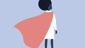 How to Put Down the Superwoman Cape
