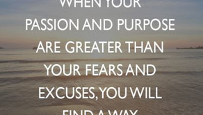 Monday Motivation: Greater Than Any Fear
