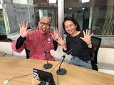 当館ホスト花田がテレビ生出演