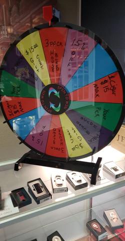 Its Wheel Wednesday..