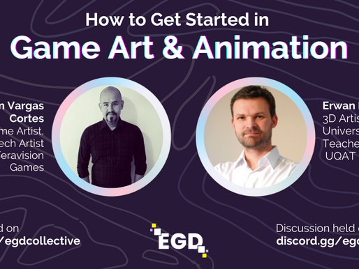 How to Get Started in Game Art and Animation