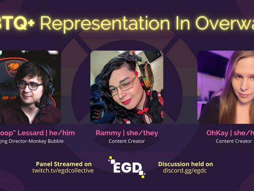 LGBTQ+ Representation in Overwatch