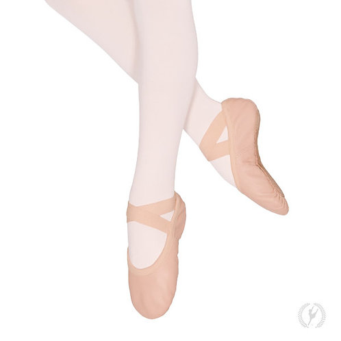 Full Sole Leather Ballet Shoes