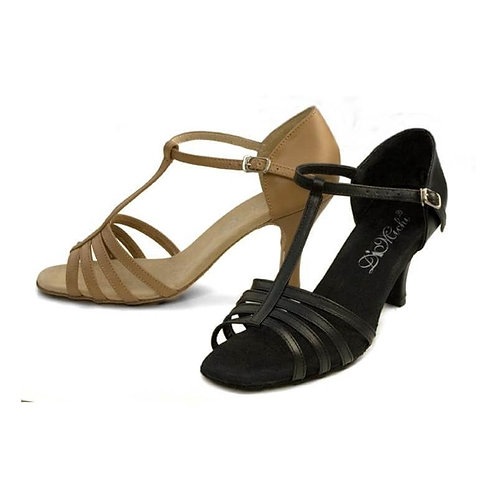 "Ballroom Shoes Size 7 2"" heel"