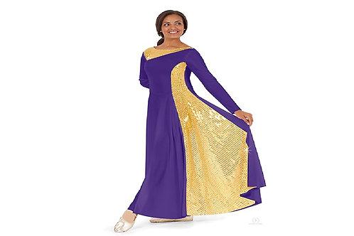 Diamond Gory Praise Dress