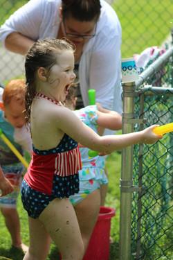 Water gun fun