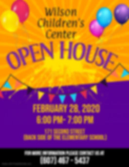 Copy of Open Day Flyer - Made with Poste