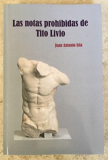 las notas de tito Livio
