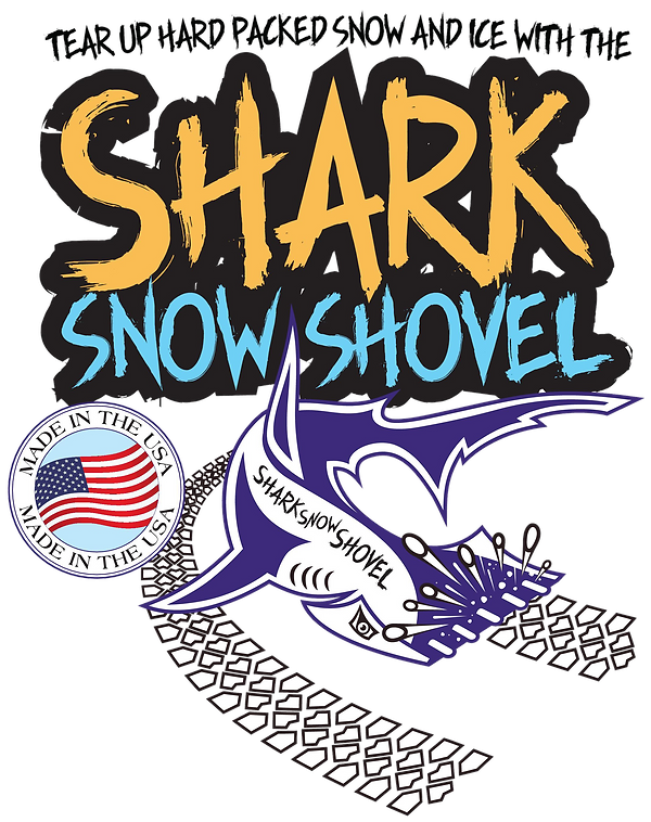 Shark Snow Shovel Logo.png