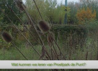 Afscheid van Proefpark de Punt