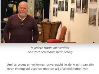 In Memoriam Rolf Versteegh