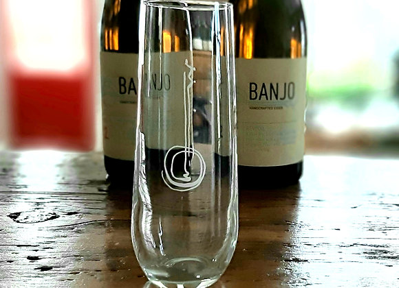 Banjo Glass (8.5 oz)
