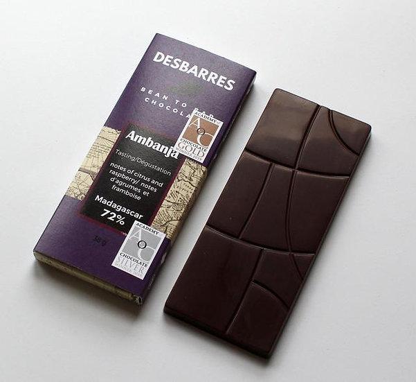 Desbarres Chocolate, Locally Made