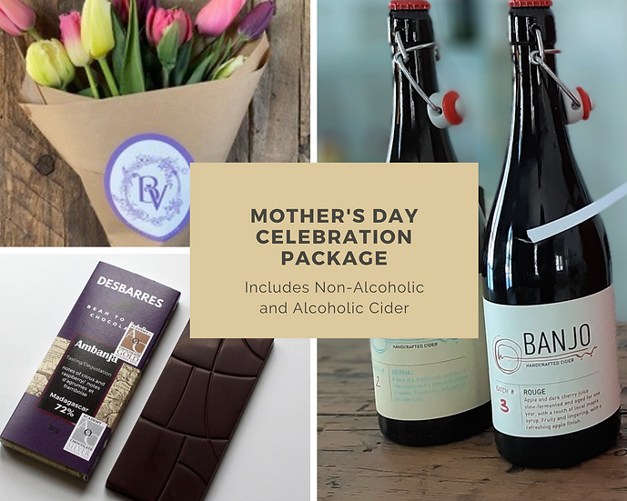 Mother's Day: The Celebration (alcoholic and non-alcoholic cider)