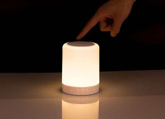Portable LED Lamp Speaker