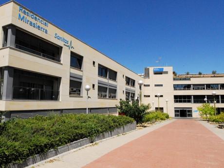 Centro residencial Sanitas Mirasierra en Madrid