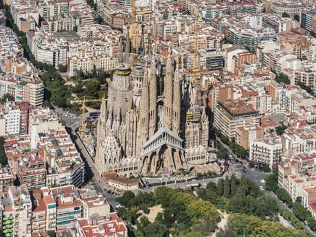 ABL Group formará parte del equipo constructivo en la Sagrada Familia