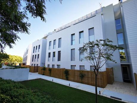 ABL Construcción construye dos bloques plurifamiliares en Sitges