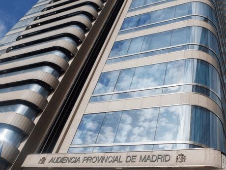 ABL Construción construye en la audiencia provincial de Madrid
